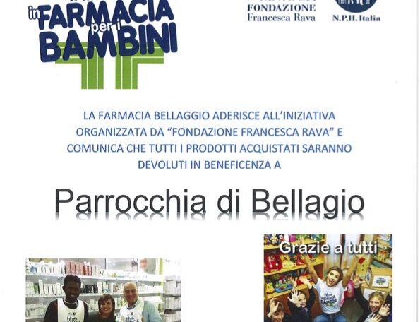 Evento Farmacia per Bambini