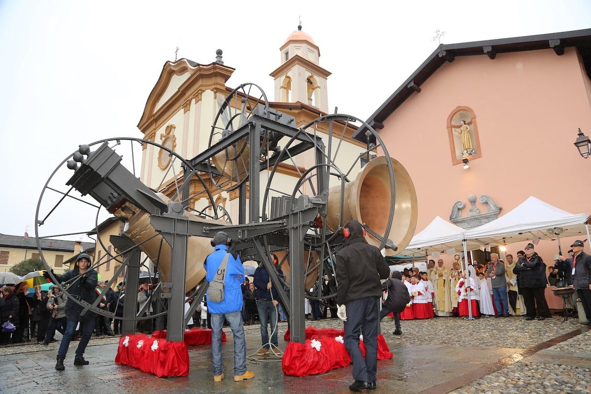 Inaugurazione campane chiesa di San Giovanni