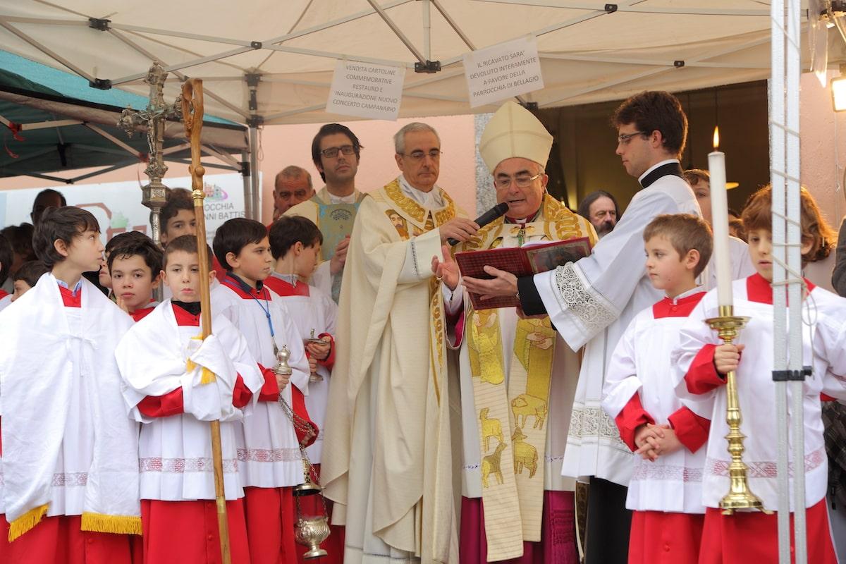 Inaugurazione campane di San Giovanni