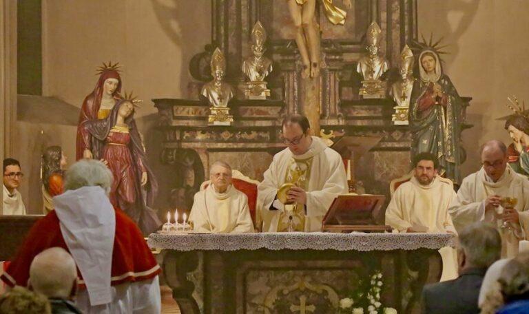 Celebrazione Santa Messa Bellagio