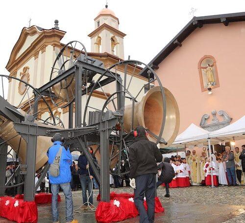 Inaugurazione campane della Chiesa di San Giovanni